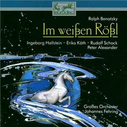 Fehring J./Grosses O. & Ralph Benatzky - Im Weissen Rössel (Az)