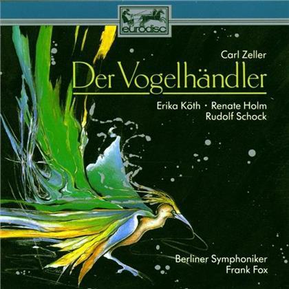 Fox F. / Bes & Carl Zeller - Vogelhändler (Az)