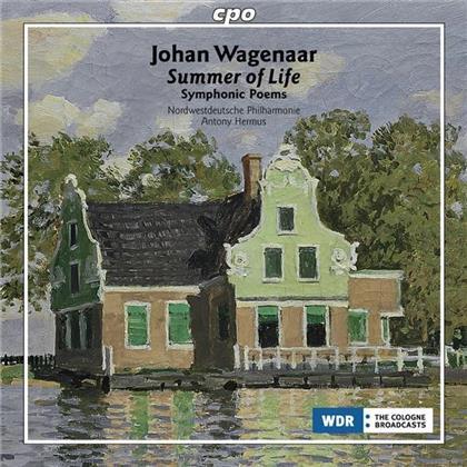 Nordwestdeutsche Philharmonie, Johan Wagenaar (1862-1941) & Antony Hermus - Symphonic Poem - Symphonische Dichtungen Vol.1