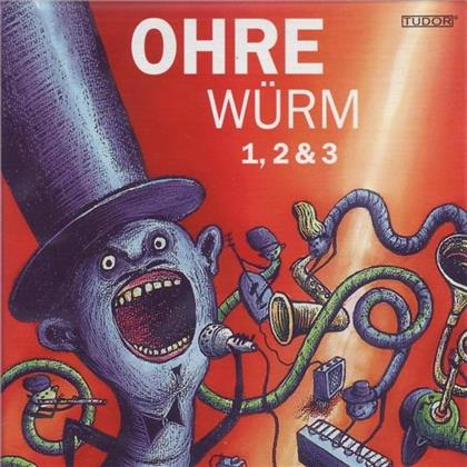 Ohrewürm - Vol. 1-3 (3 CDs)