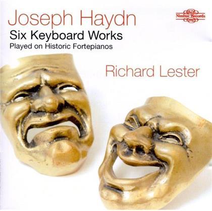 Lester Richard, Hammerklavier & Joseph Haydn (1732-1809) - Divertimento Hob.Xvi:46, Parth