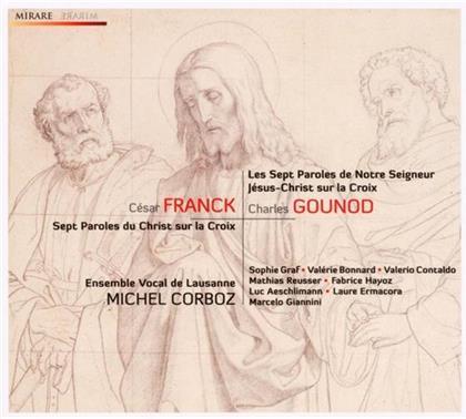Ensemble Vocal De Lausanne, Michel Corbo & Charles François Gounod (1818-1893) - Paroles De Notre Seigneur Jesu-Christ