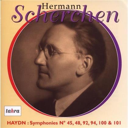 Wiener Oper Orchester, Hermann & Joseph Haydn (1732-1809) - Sinfonie Nr45 Adieux, Nr48 (2 CDs)