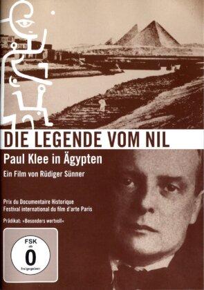 Die Legende vom Nil - Paul Klee in Ägypten (s/w)