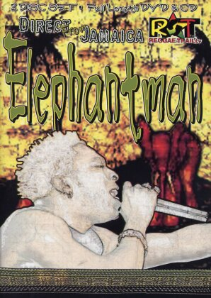 Elephant Man - Direct from Jamaica (DVD + CD)