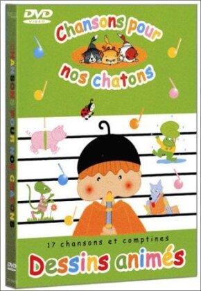 Chansons Pour Nos Chatons - Dessins animés