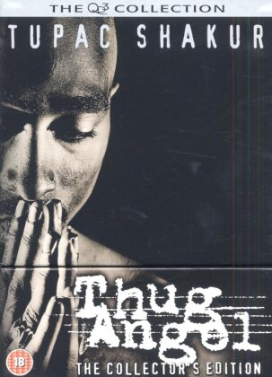 Tupac Shakur (2 Pac) - Thug Angel - The Life of an Outlaw (Collector's Edition, 2 DVD + CD)