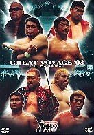 Sports-Pro Wrestling - Noah Great Voyage '03