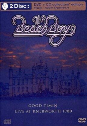 Beach Boys - Good timin - Live at Knebworth 1980 (DVD + CD)