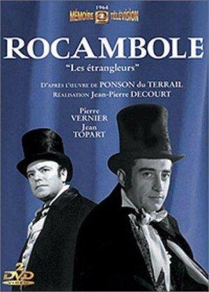 Rocambole - Les étrangleurs (Mémoire de la Télévision, s/w)
