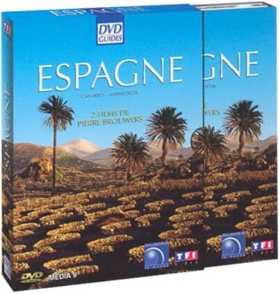 Espagne (DVD Guides, Deluxe Edition, 2 DVDs + CD + CD-ROM)