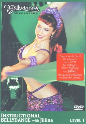 Bellydance Superstars - Instructional Bellydance with Jillina Level 1