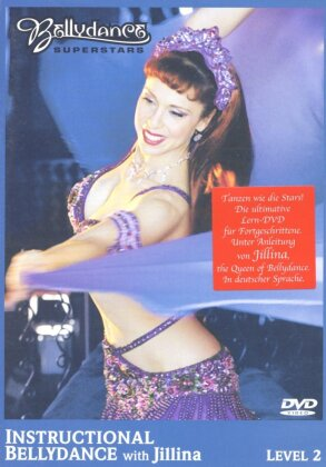 Bellydance Superstars - Instructional Bellydance with Jillina Level 2