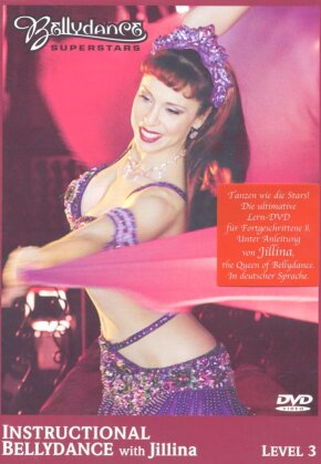 Bellydance Superstars - Instructional Bellydance with Jillina Level 3