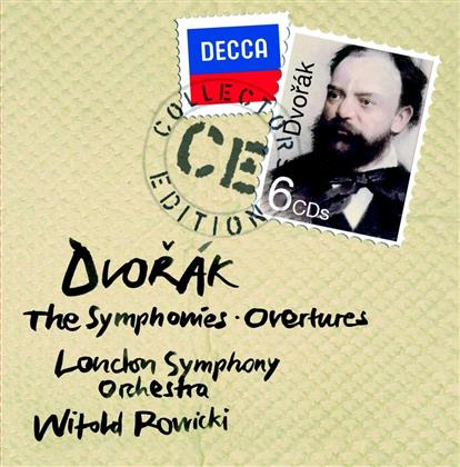 Witold Rowicki - Symphonies The (6 CDs)
