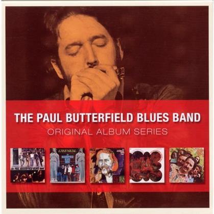 Paul Butterfield - Original Album Series (5 CDs)
