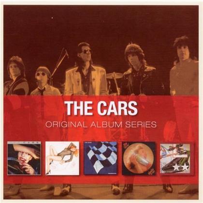 The Cars - Original Album Series (5 CDs)