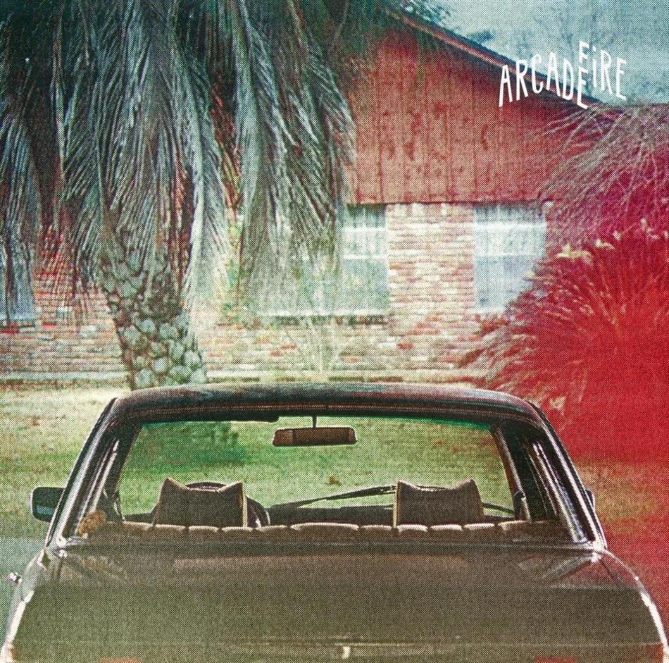 The Arcade Fire - Suburbs