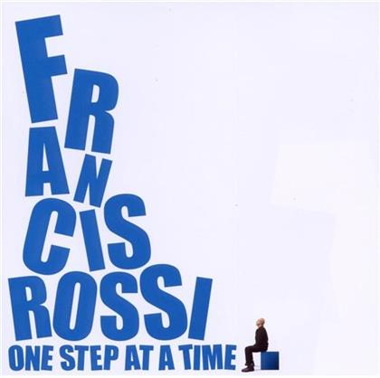 Francis Rossi (Status Quo) - One Step At A Time