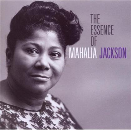 Mahalia Jackson - Essence Of Mahalia Jackson & Bonus (Remastered)