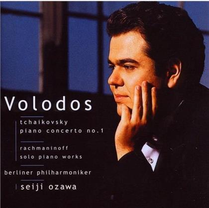 Arcadi Volodos & Tchaikovsky/Rachmaninoff - Klavierkonzert Nr. 1 / Werke F