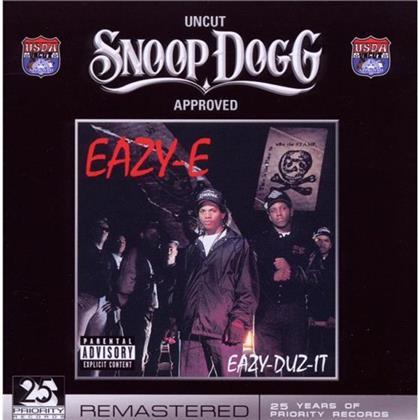 Eazy-E - Eazy-Duz-It: Usda Edition (Remastered)