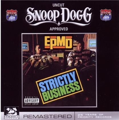 EPMD (Erick Sermon/Pmd) - Strictly Business - Usda Edition (Remastered)