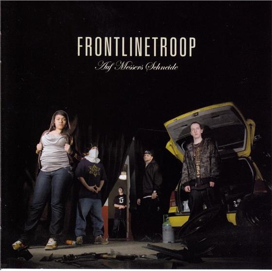 Frontlinetroop - Auf Messers Schneide