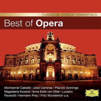 Caballe/Carreras/Domingo/Kozena & --- - Best Of Opera