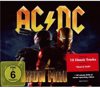 AC/DC - Iron Man 2 (CD + DVD)