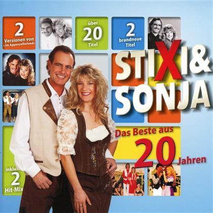 Stixi & Sonja - Das Beste Aus 20 Jahren