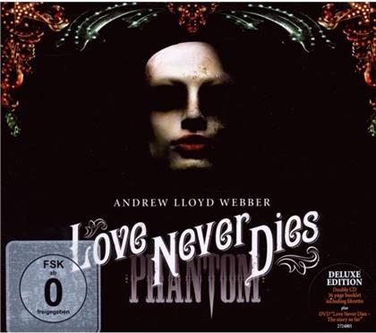 Andrew Lloyd Webber - Love Never Dies - OST (3 CDs)