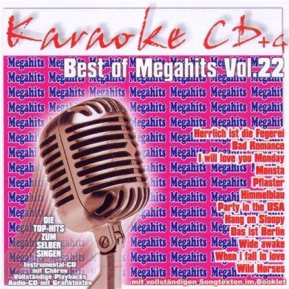 Karaoke - Best Of Megahits Vol. 22