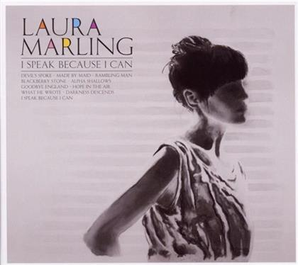 Laura Marling - I Speak Because I Can - Ecopac