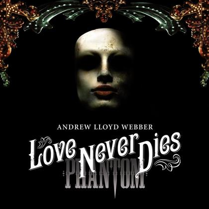 Andrew Lloyd Webber - Love Never Dies - OST (2 CDs)