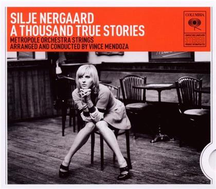 Silje Nergaard - A Thousand True Stories - Disc Box Slid.