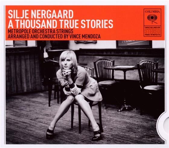Silje Nergaard - A Thousand True Stories - Disc Box Slid.