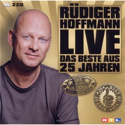 Rüdiger Hoffmann - Das Beste Aus 25 Jahren - Live (2 CDs)