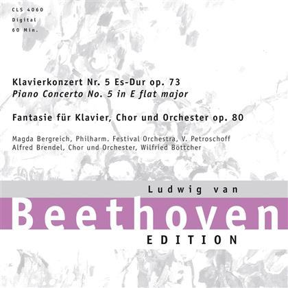 --- & Ludwig van Beethoven (1770-1827) - Klavierkonzert Nr. 5