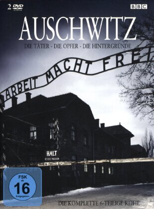 Auschwitz (BBC, 2 DVDs)