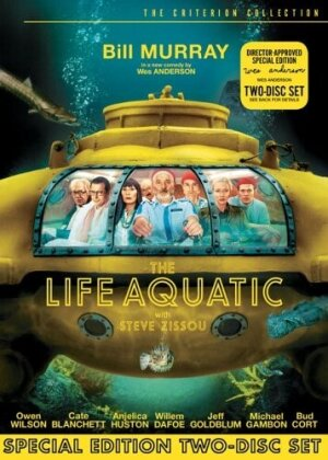 The Life Aquatic with Steve Zissou (2004) (Criterion Collection, 2 DVDs)