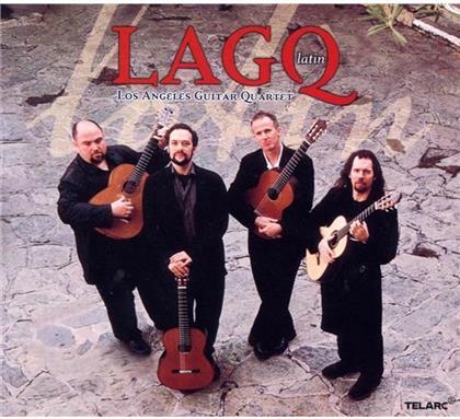 Los Angeles Guitar Quartet & --- - Lagq Latin