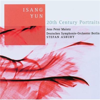 Deutsches Sinfonie-Orchester Berlin & Isang Yun (*1917) - Cellokonzert/Harmonia Reak