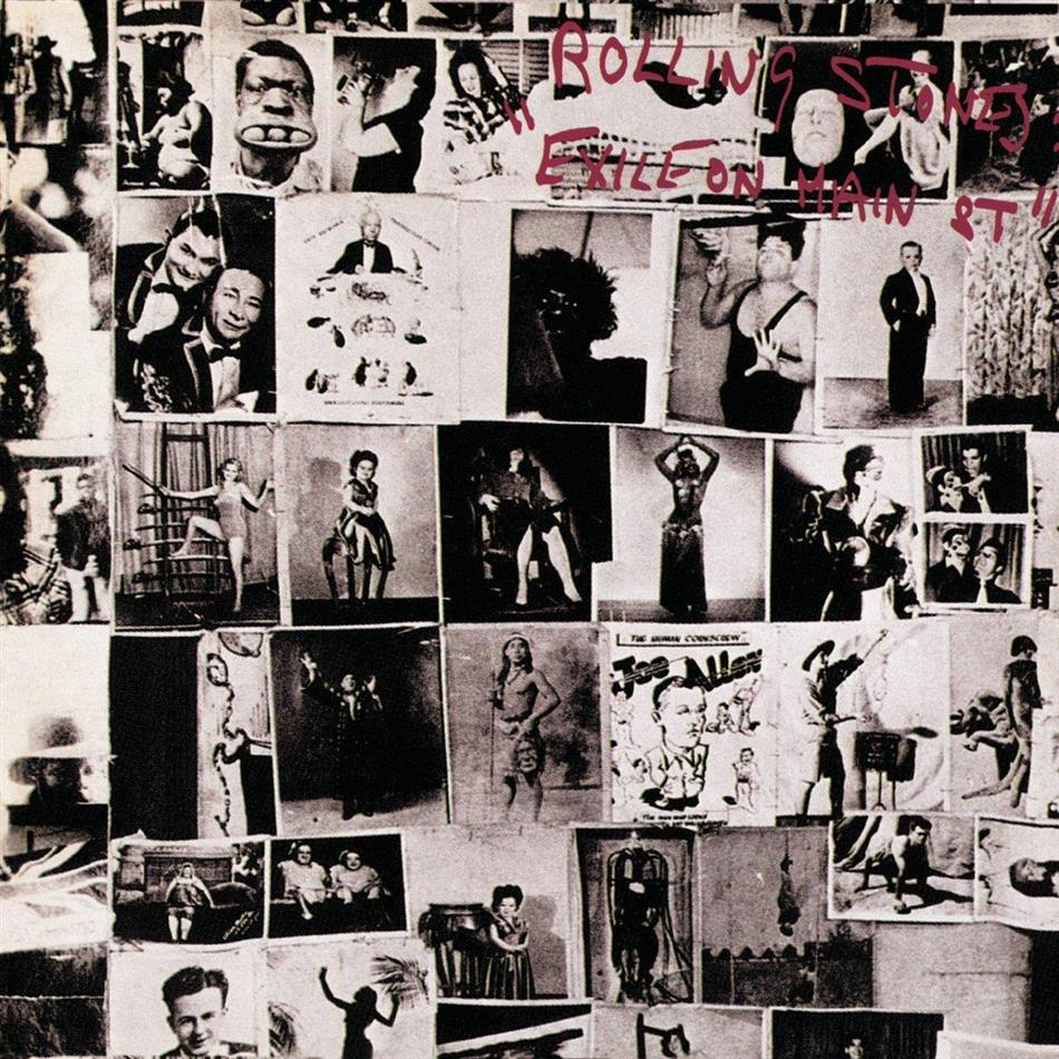 The Rolling Stones - Exile On Main Street (Remastered, 2 CDs + DVD + 2 LPs)