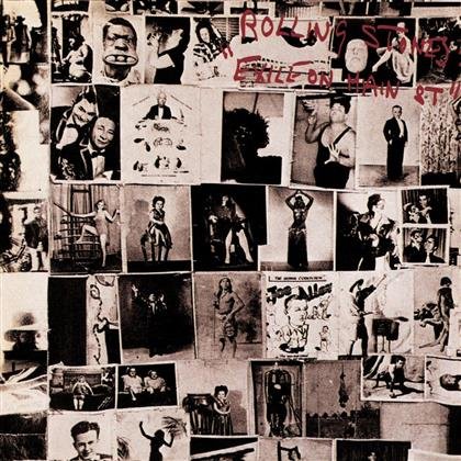 The Rolling Stones - Exile On Main Street (Remastered, 2 CDs)