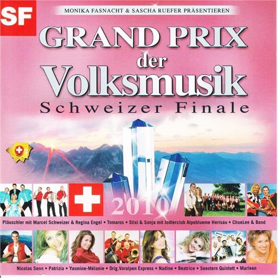 Grand Prix Der Volksmusik - Various 2010