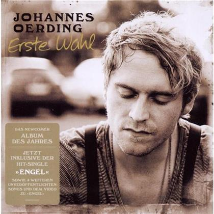 Johannes Oerding - Erste Wahl (Deluxe Edition)