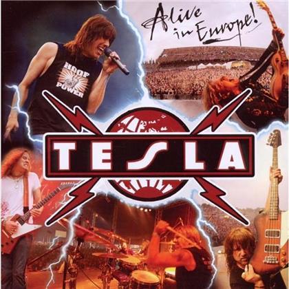 Tesla - Alive In Europe 2009