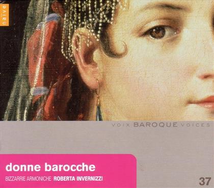 Roberta Invernizzi & Strozzi / Bembo / Delaguerre / Leonarda - Donne Barocche