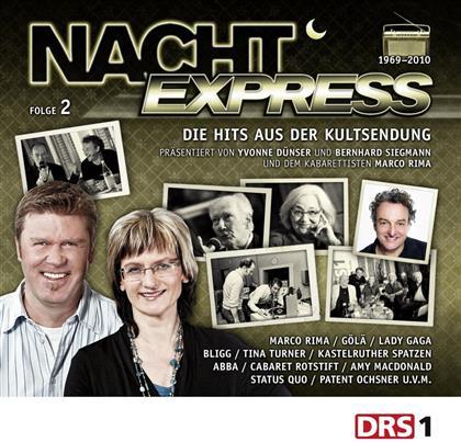 Nachtexpress - Vol. 2 (2 CDs)